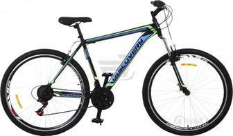 """Велосипед Discovery 21"""" Push синій RET-DIS-29-003"""