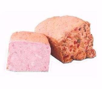 Хліб м'ясний Глобино 100г