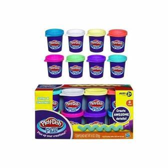 Набір пластиліна Play-Doh 8 контейнерів