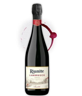 Вино ігристе червоне Riunite Lambrusco 0,75 л