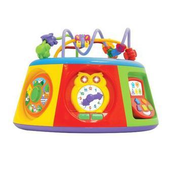 Интерактивная игрушка Kiddieland Мультицентр русскоязычная (051193)