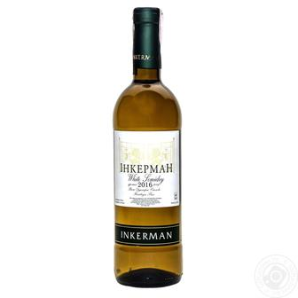 Вино біле н/сол. Легенда Інкерману або чер. н/сол. Древній Херсонес Inkerman 0,75л