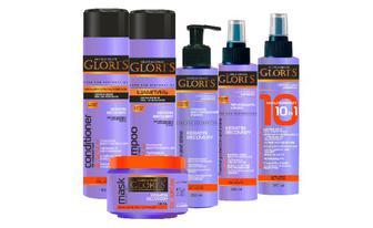 Засоби для догляду за волоссям Глоріс