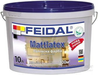 Фарба Інтер'єрна   Mattlatex