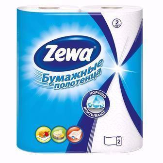 Рушник паперовий/Серветки косметичні/Папір туалетний Zewa