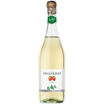 Винo ігристе Vene Al Vento Fragolino біле солодке 0.75л