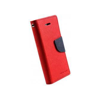 GOOSPERY Book Cover Meizu M5 Red