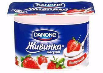 Йогурт Живинка 1,5%, 115 г