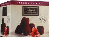 Трюфелі Chocolate Inspiration з підсоленою карамеллю, 200г
