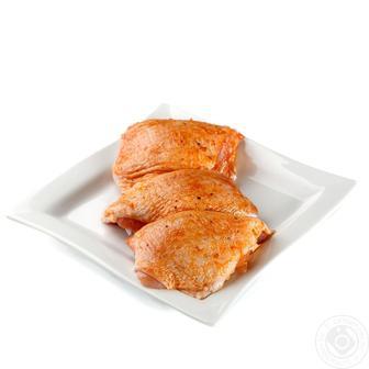 Стегно куряче в маринаді охол кг