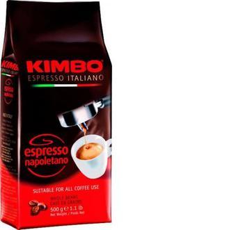 Кава зернова Espresso napoletano, KIMBO, кг