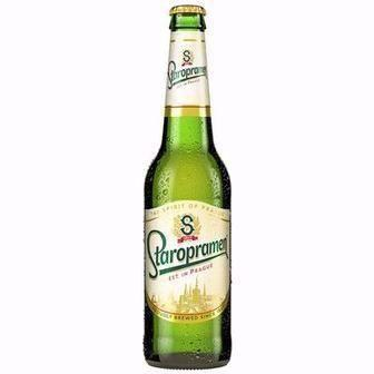 Пиво світле/темне Staropramen 0,5л