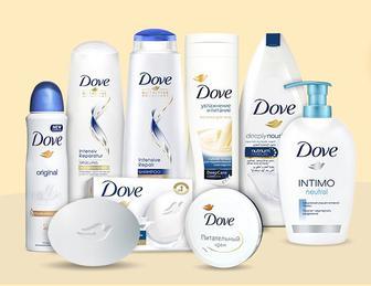 Средства для ухода за телом Dove