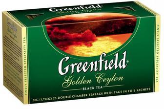 Чай Грінфілд 25 пак
