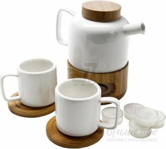 Набір для чаю Подарунковий 11 предметів на 2 персони