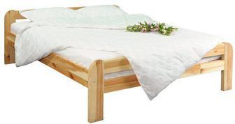 Ліжко BANKEN 140x200cм сосна
