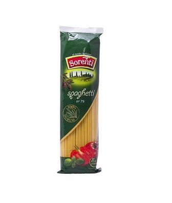 МАКАРОНИ Spaghetti, 400 г SORENTI