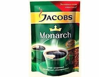 Кава розчинна Монарх Якобз 170 г