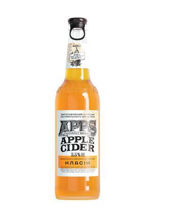 Сидр яблучний APPS 0,5 л