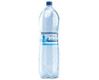 Вода мінеральна, Знаменівська, сильногазована, 2 л
