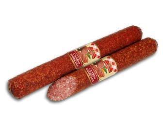 Колбаса Салями Киевская Самобранка, 1 кг