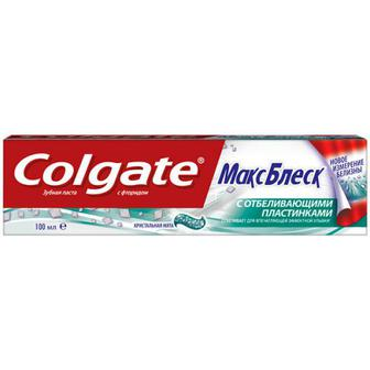 Зубна паста Colgate Макс Блиск 100мл
