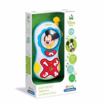 Іграшка розвиваюча Телефон Міккі та Мінні