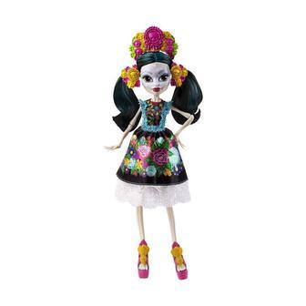 Коллекционная кукла Monster High Скелита, 26 см