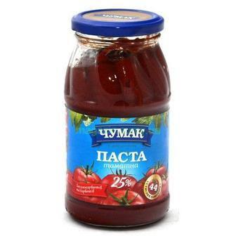 Паста томатна Чумак 450 г