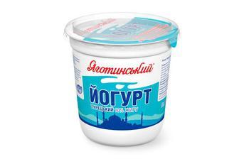 Йогурт Турецкий, 10% Яготинський 300г