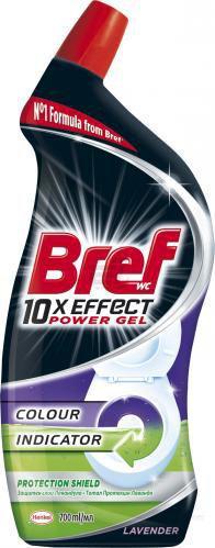 Засіб для туалету Bref Power 10 в 1 Повний захист 0,7 л
