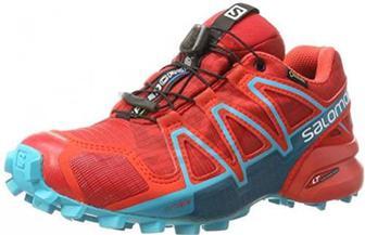 Кросівки Salomon SPEEDCROSS 4 GTX W L39855100 р.7 червоний