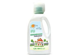 Green&Clean Professional гель для прання дитячої білизни, 1,5 л