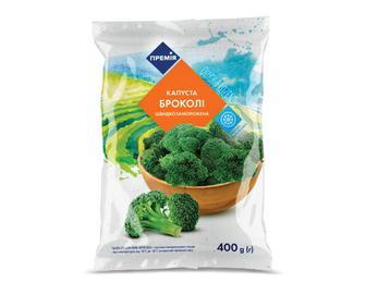 Капуста броколі заморожена «Премія»® 400 г
