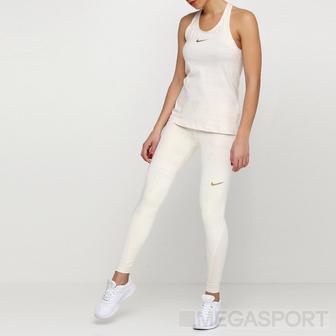 Лосини Nike W Np Tght Mtlc Dots Prt