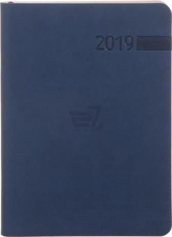Щоденник 2019 Damaris А6 320 стор. синій 251885