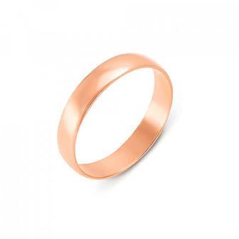 Обручальное кольцо классическое Подробнее