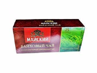 Чай Майский Байховый 25 п