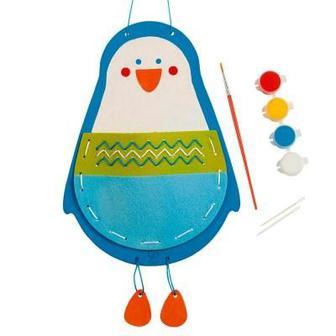 Набор для творчества НАРЕ Пингвин (Е5132)
