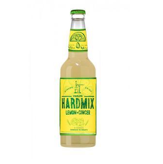 Пиво Hardmix Лимон и имбирь 0,5л