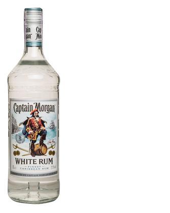 Ром Captain Morgan White, 1 л