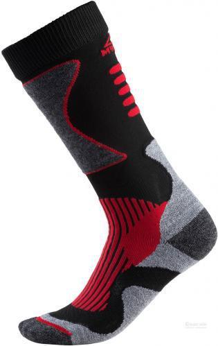 Шкарпетки McKinley New Nils р. 39-41 чорно-червоний