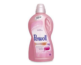 Засіб Perwoll для прання вовняних та делікатних тканин, 1800мл