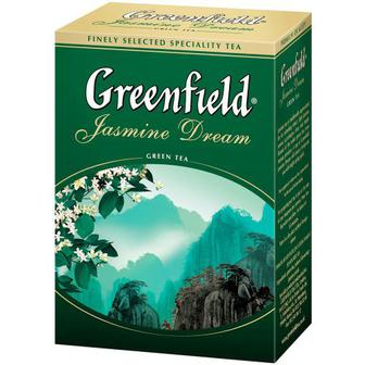 Чай Greenfield зелений Jasmin Dream 100г