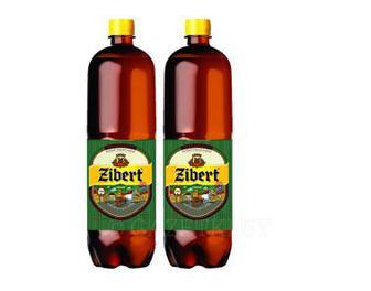 Пиво Зиберт (Zibert) светлое 2,4 л