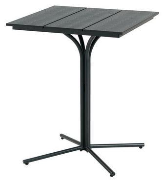 Столик ORTEN 58x58см чорний