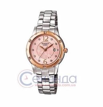 Часы CASIO SHE-4021SG-4AEF