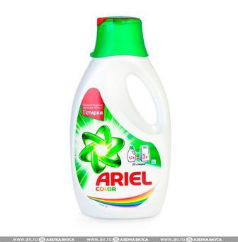 Жидкий порошок Ariel Color 1.3л