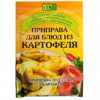 Приправа для блюд из картофеля Edel 20 г