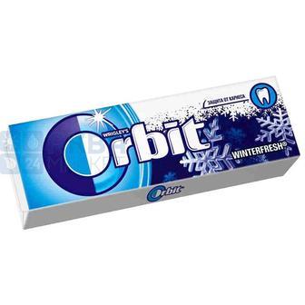Гумка жувальна Orbit 14 г